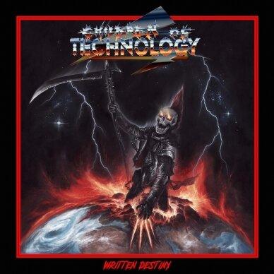 Children Of Technology - Written Destiny CD