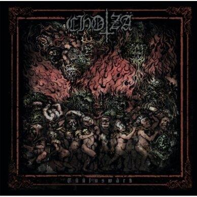 Chotza - Tüüfuswärk CD