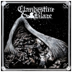 Clandestine Blaze - Tranquility Of Death CD