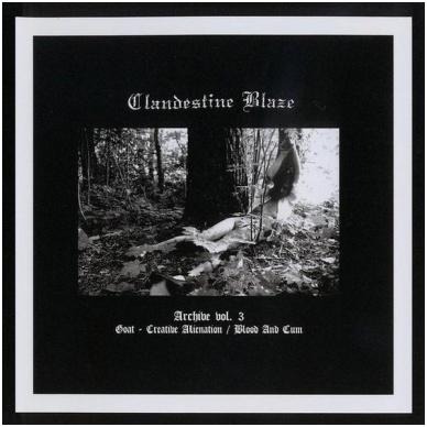 Clandestine Blaze - Archive Vol. 3 LP
