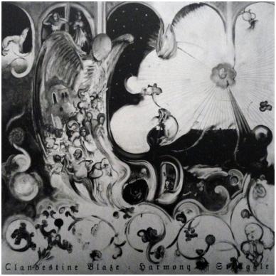 Clandestine Blaze - Harmony of Struggle LP