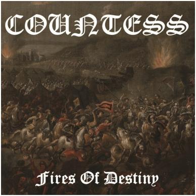 Countess - Fires of Destiny Digi CD
