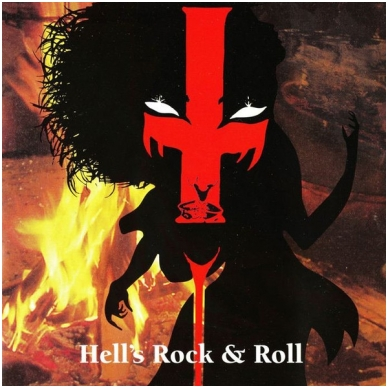 Countess - Hell's Rock & Roll CD