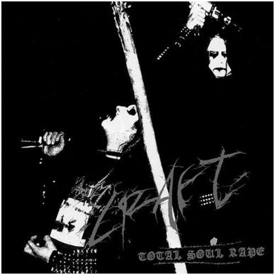 Craft - Total Soul Rape LP