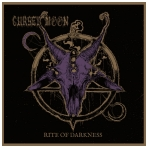 Cursed Moon - Rite of Darkness CD