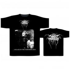Darkthrone - Ablaze In The Northern Sky T-Shirt