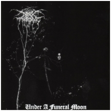 Darkthrone - Under A Funeral Moon CD