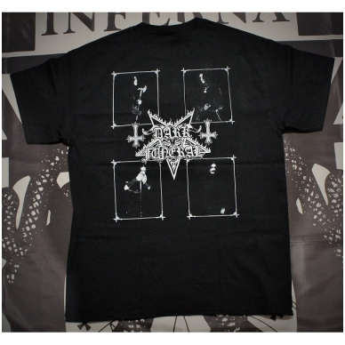 Dark Funeral - The Secrets Of The Black Arts T-Shirt 2