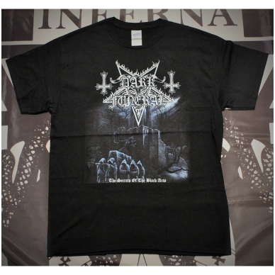 Dark Funeral - The Secrets Of The Black Arts T-Shirt