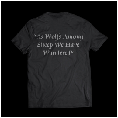 Darkthrone - As Wolfs Among Sheep We Have Wandered T-Shirt  3