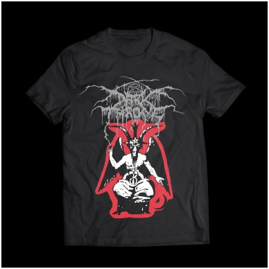 Darkthrone - As Wolfs Among Sheep We Have Wandered T-Shirt 2