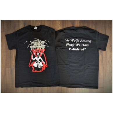 Darkthrone - As Wolfs Among Sheep We Have Wandered T-Shirt