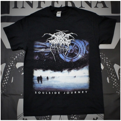 Darkthrone - Soulside Journey T-Shirt