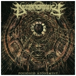 Demonomancy - Poisoned Atonement CD