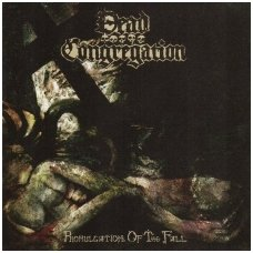 Dead Congregation ‎- Promulgation Of The Fall CD