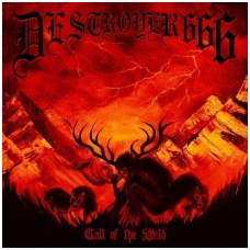 Destroyer 666 - Call Of The Wild LP