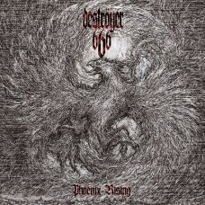 Destroyer 666 - Phoenix Rising CD