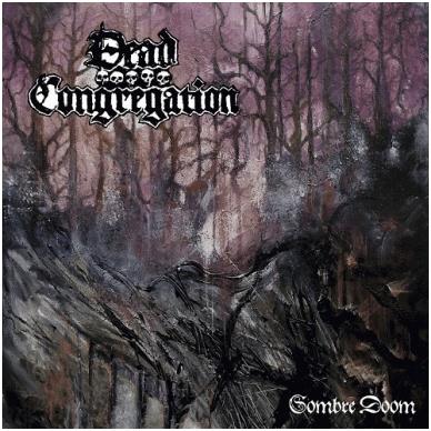 Dead Congregation - Sombre Doom LP