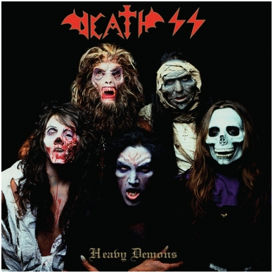Death SS - Heavy Demons Digi CD