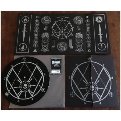Deathkey - Emanations of Binaural Terror LP 2
