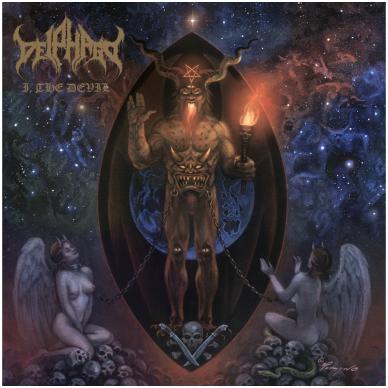 Deiphago - I, The Devil Digi CD