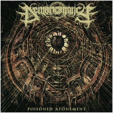 Demonomancy - Poisoned Atonement LP