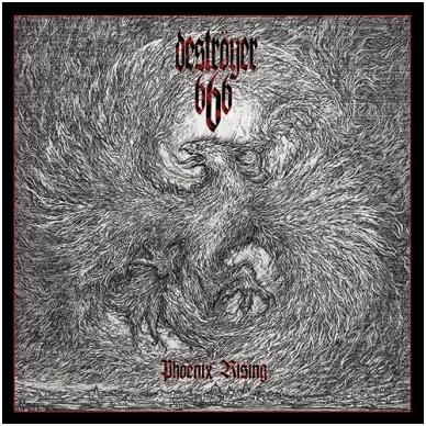 Destroyer 666 - Phoenix Rising LP