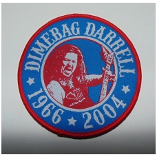 Dimebag Darrell - Tribute Patch