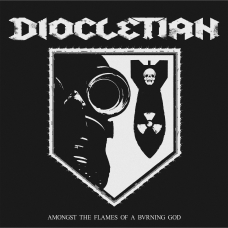 Diocletian - Amongst the Flames of a Bvrning God LP