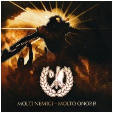 Disiplin - Molti Nemici, Molto Onore CD
