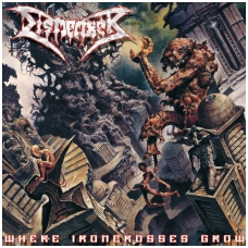 Dismember - Where Iron Crosses Grow CD