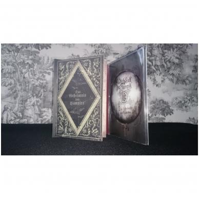 Die Kunst Der Finsternis - Das Geheimnis Des Vampirs A5 Digi CD 2