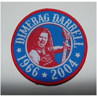Dimebag Darrell - Tribute Patch