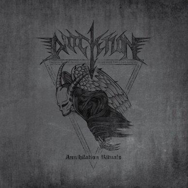 Diocletian - Annihilation Rituals CD