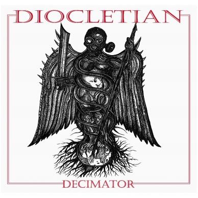 Diocletian - Decimator Digi CD *Pre Order*