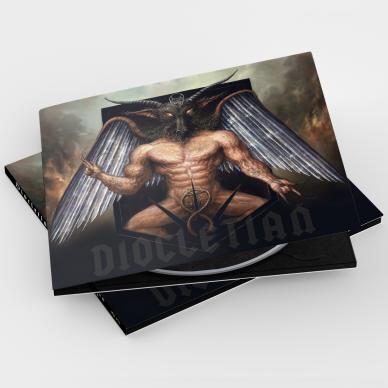 Diocletian - War Of All Against All Digi CD 2