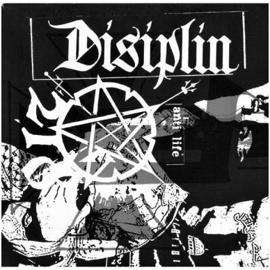 Disiplin - Anti-Life LP