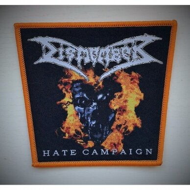 Dismember - Hate Campaign Patch 2