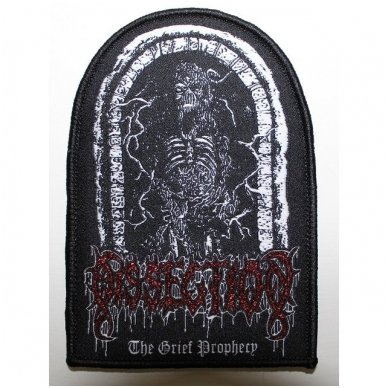 Dissection - The Grief Prophecy Patch