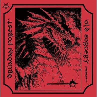 Druadan Forest / Old Sorcery - Split CD