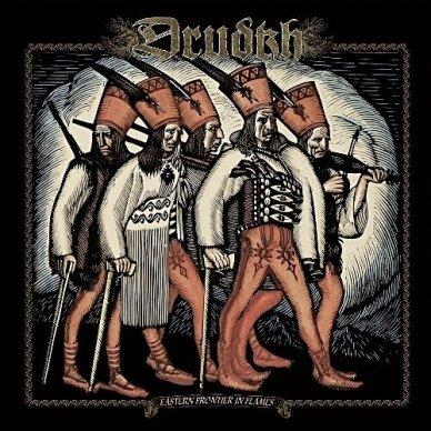 Drudkh - Eastern Frontier In Flames Digi CD