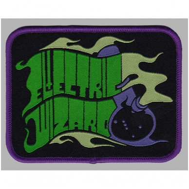 Electric Wizard - Bong Patch 2