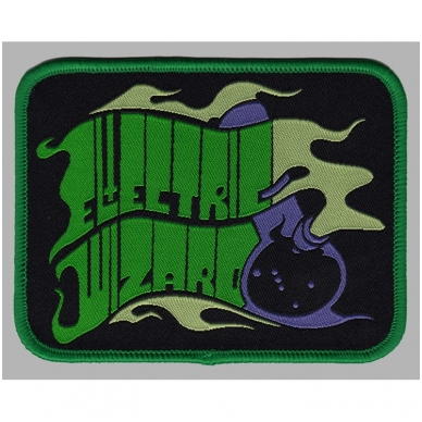 Electric Wizard - Bong Patch