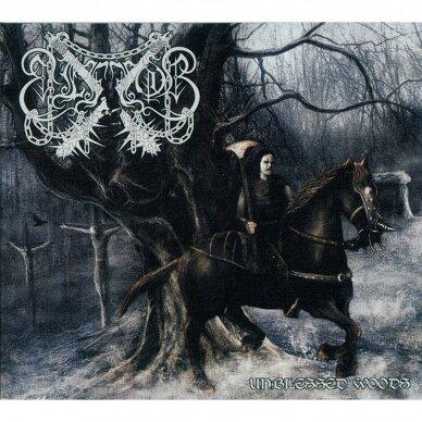 Elffor - Unblessed Woods Digi CD