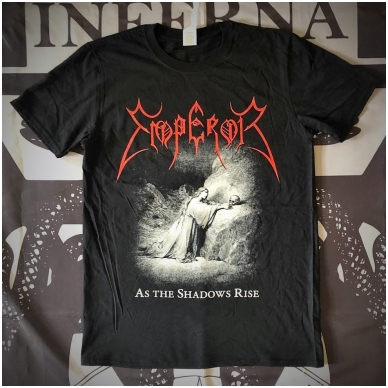 Emperor - As The Shadows Rise T-Shirt