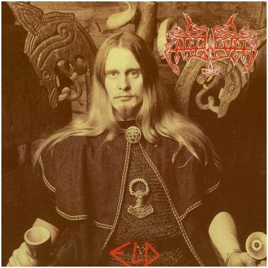 Enslaved - Eld CD