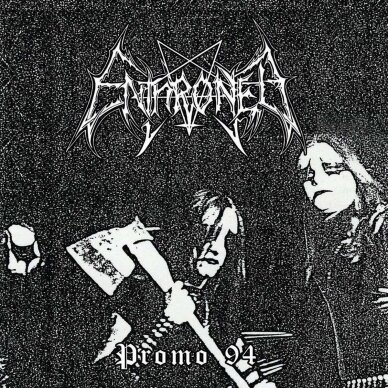 Enthroned - Promo 94 CD