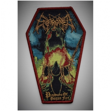 Enthroned - Prophecies Of Pagan Fire Patch 2