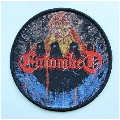 Entombed - Clandestine Patch