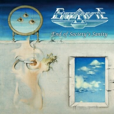 Entophyte - End of Society's Sanity CD